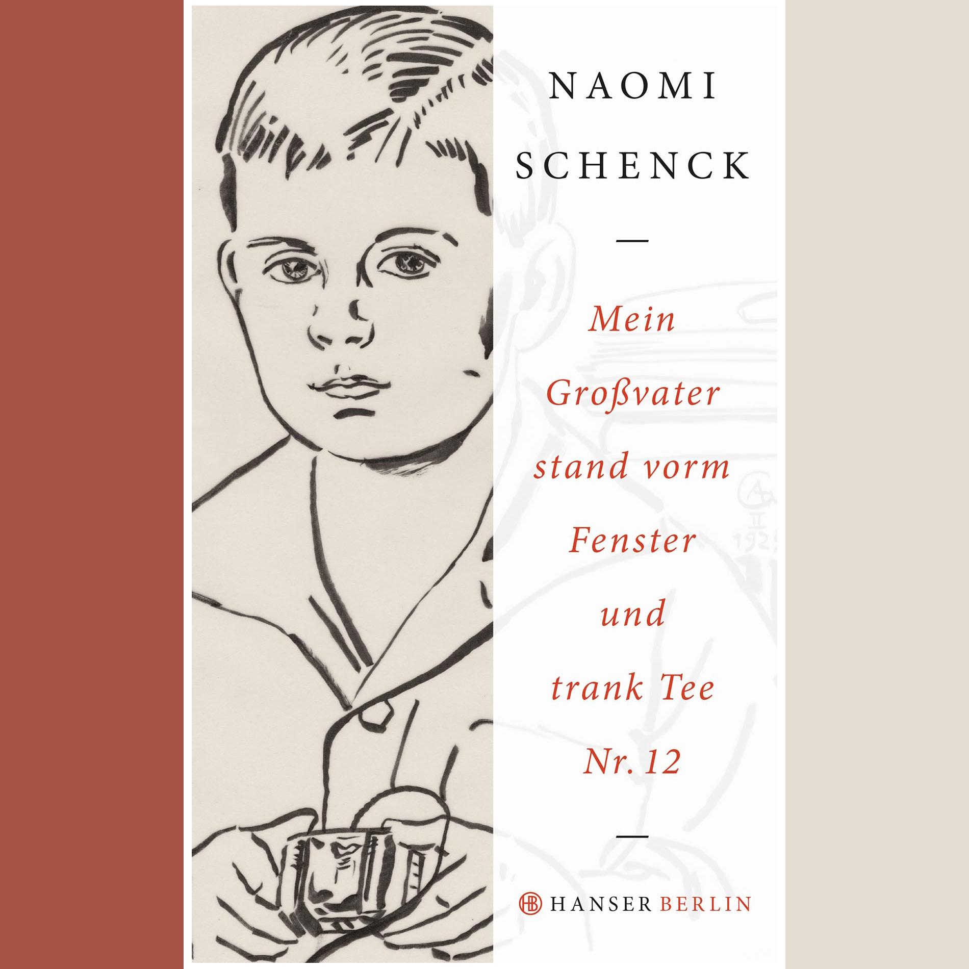 Mein Großvater stand vorm Fenster und trank Tee Nr. 12 Naomi Schenck